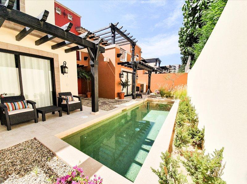 Quivira Luxury Private Villa OCEAN VIEWS - Golf development, vacation rental in Cabo San Lucas