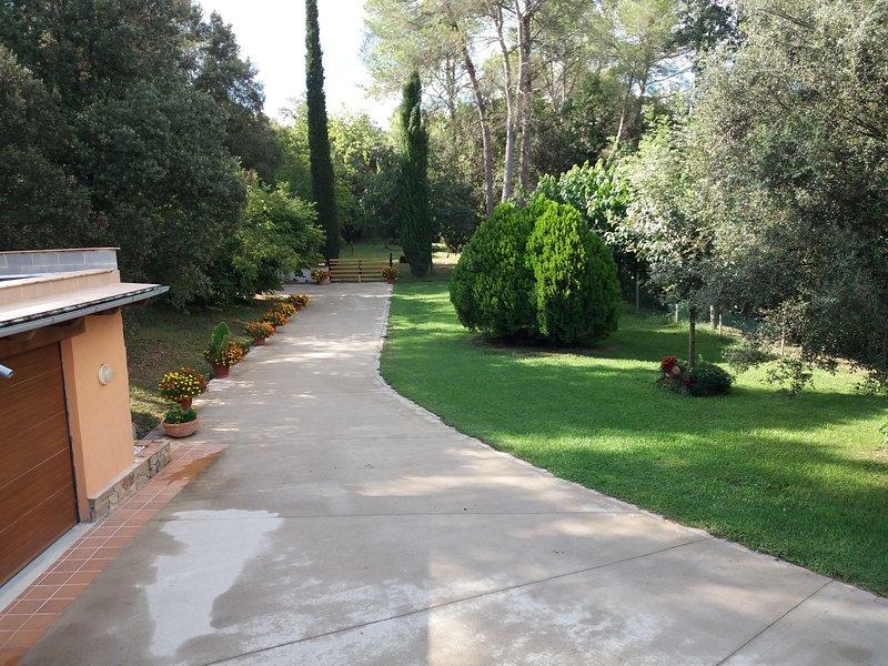FINCA LA MEL    naturaleza y entorno para disfrutar, location de vacances à Beget