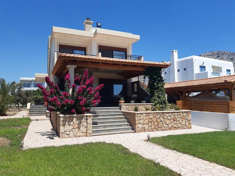 Villa di Pefkos, vacation rental in Lardos