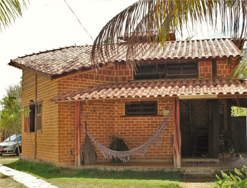 Faça tudo a pé, praia a 300 mts, vacation rental in Santa Cruz Cabralia