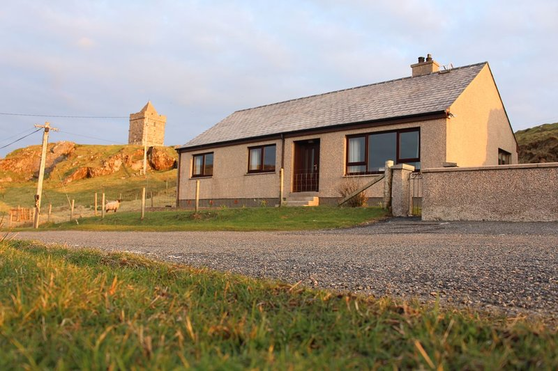 St Clements Croft Self Catering, Ferienwohnung in Sollas