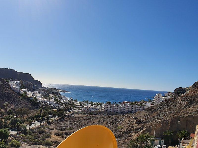 Big apartament in the south of Gran Canaria, aluguéis de temporada em Playa de Cura