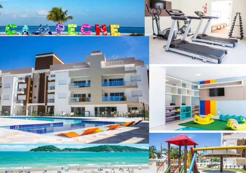 Apartamento á 5 minutos da praia do Campeche, a melhor praia do sul da ilha!, Ferienwohnung in Campeche