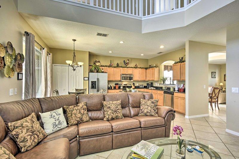 ¡Las vacaciones de tus sueños en Disney comienzan en esta casa de vacaciones de Solana Resort!