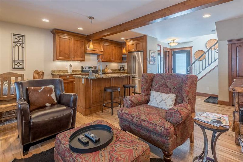 Andora Villa Condo 102, vacation rental in Ketchum