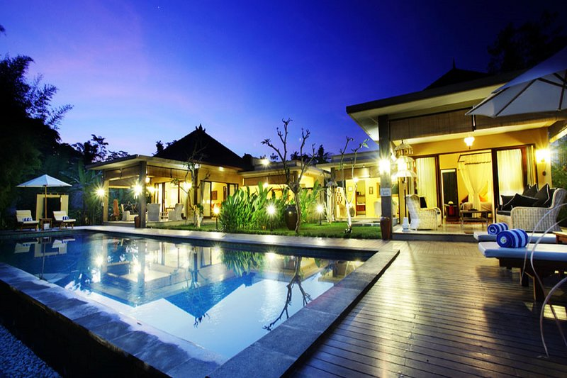 An estate of your own at Villa Nirvana, holiday rental in Sayan