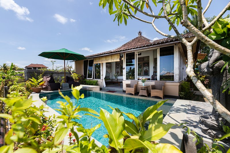 Villa Jepun - with private pool