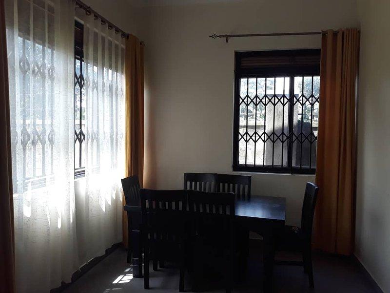 Elegant Four Bedroom House For Rent, holiday rental in Entebbe
