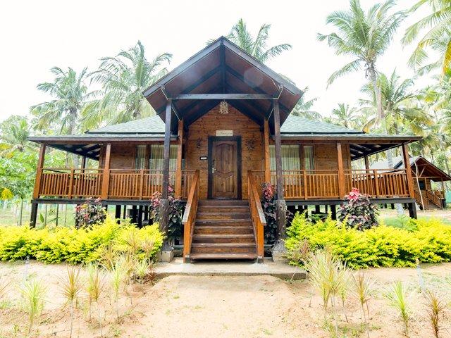 Amazon - Garden Villa, vakantiewoning in Theni