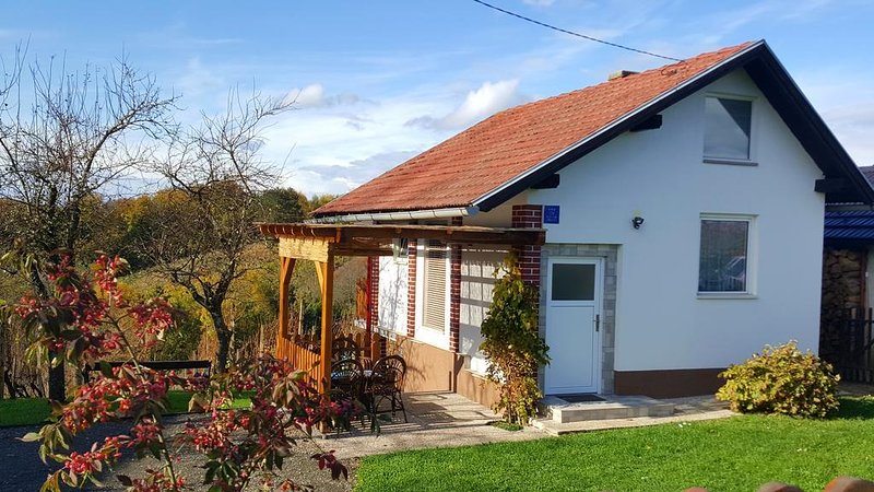 One bedroom house Vinica Breg, Zagorje (K-18014), vacation rental in Marusevec