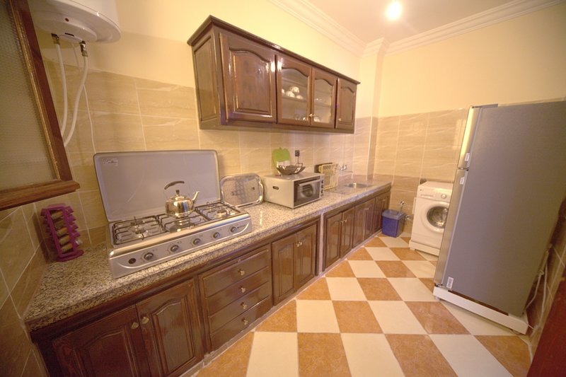 Nice apt with balcony & Wifi, holiday rental in Tamedakhte