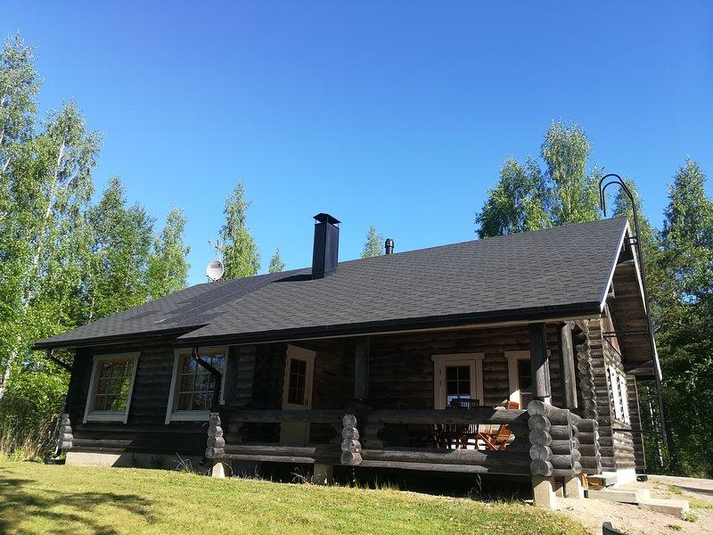 Lomalehto Cottages - Villa Norppatorppa, location de vacances à Sulkava
