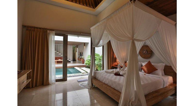 1 BR Pool Villa+Breakfast+Spa Center+Free Amenities   (Anlekh), vacation rental in Abiansemal