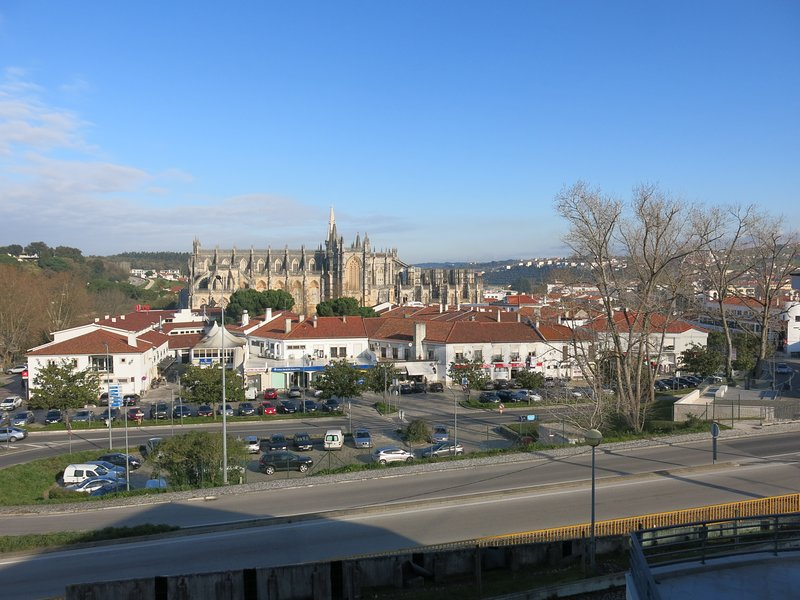 Batalha Duplex - Monastery View, holiday rental in Olival