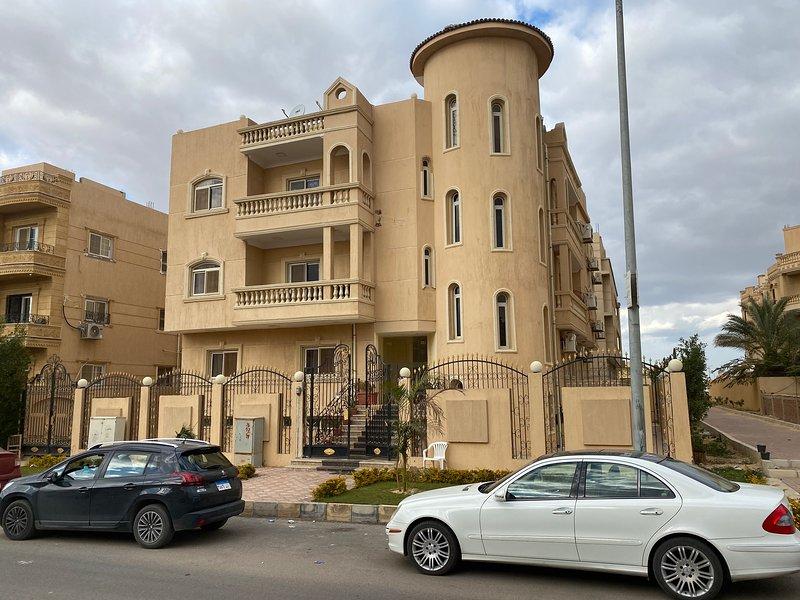 Apartment el sheikh Zayed flat1, holiday rental in Sheikh Zayed City