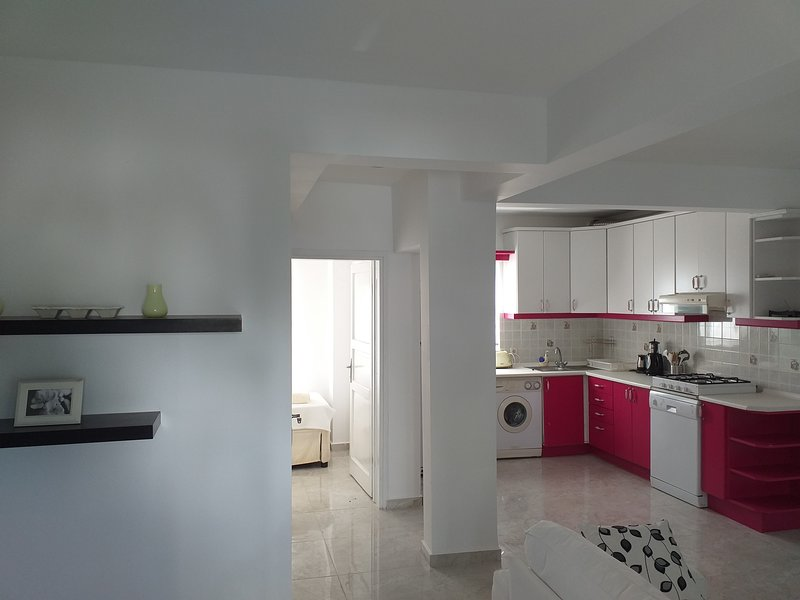 La Vida Blanca Villa, vacation rental in Bodrum City
