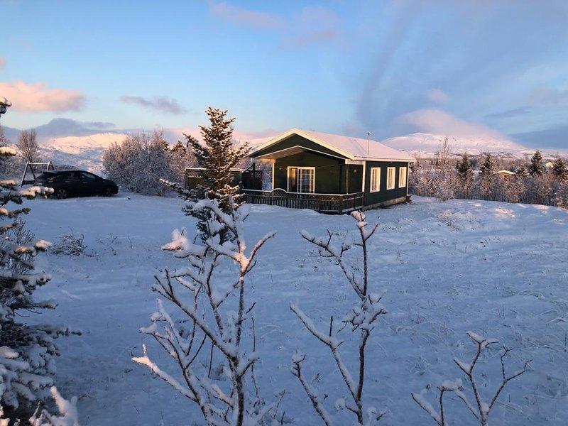 Golden Circle Cottage #5, holiday rental in Reykholt