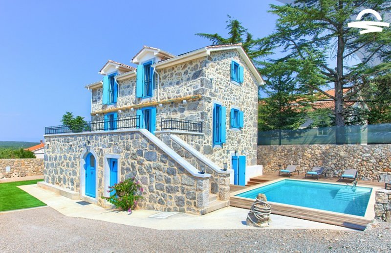 Luxury Villa Ive, Island Krk - REST YOUR BODY AND SOUL, holiday rental in Merag
