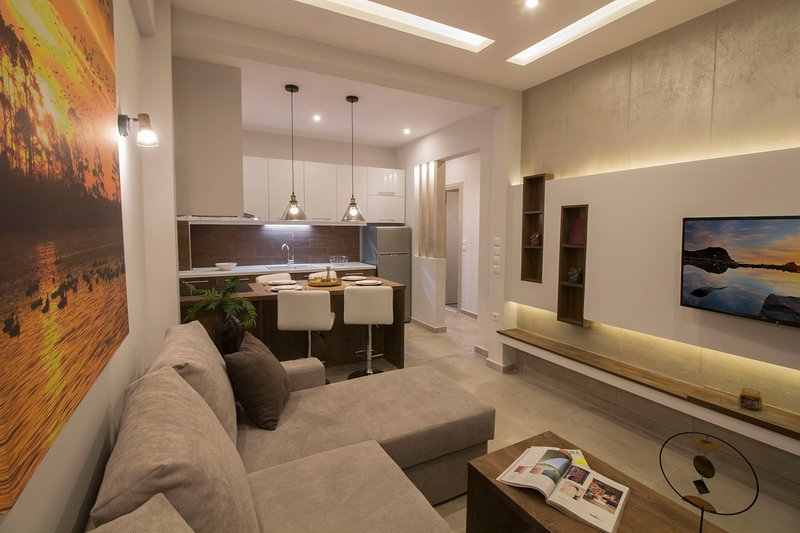 InCityBnB - EDEN Double Suite, vacation rental in Thessaloniki