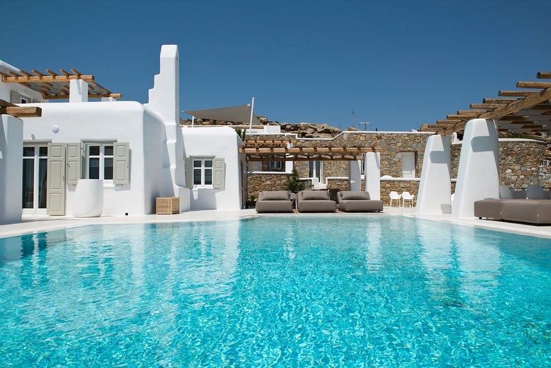 Dorinda Villa, casa vacanza a Tourlos