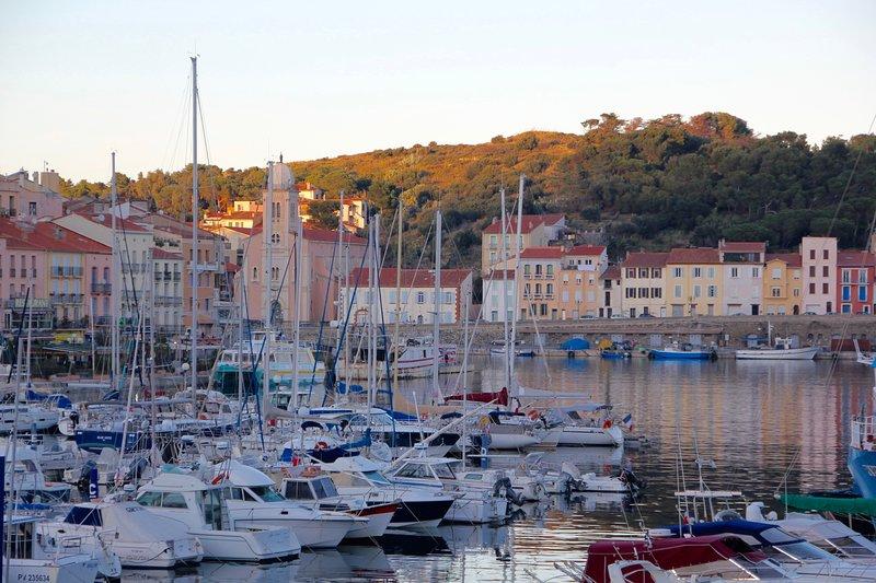 Apart wifi 2à6p vue port garage &Port 5mn à pieds, alquiler de vacaciones en Port-Vendres