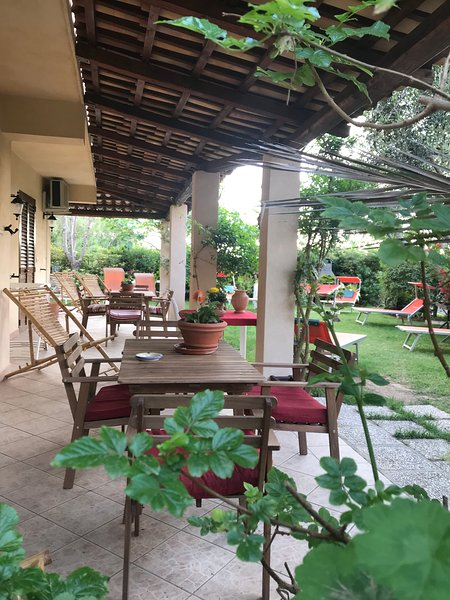 Amazing house with shared pool, holiday rental in Parghelia