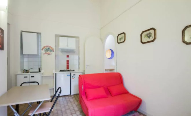 Beautiful apartment with balcony, holiday rental in Cascina Angelo