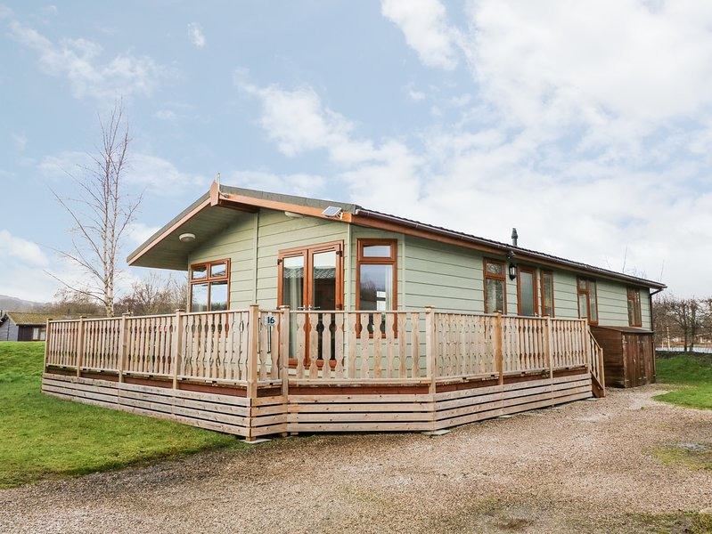 16 Sherwood Lodge, South Lakeland Leisure Village, casa vacanza a Warton