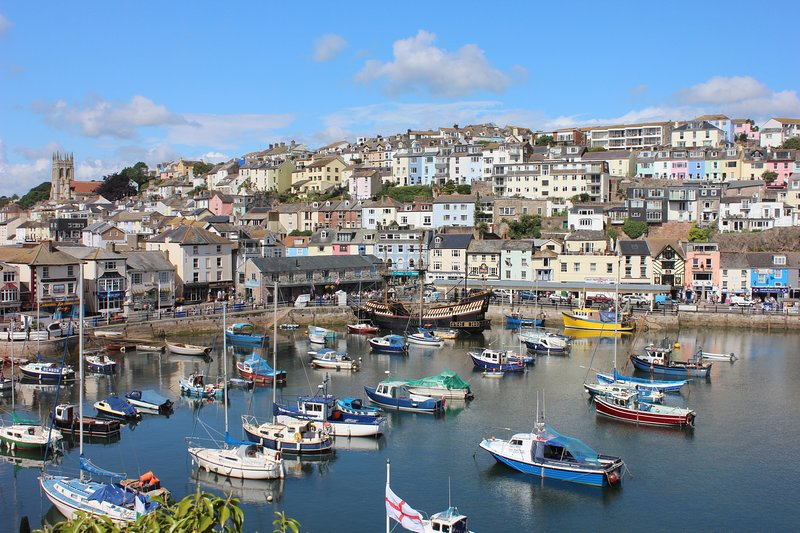 51 Moorings reach, holiday rental in Brixham