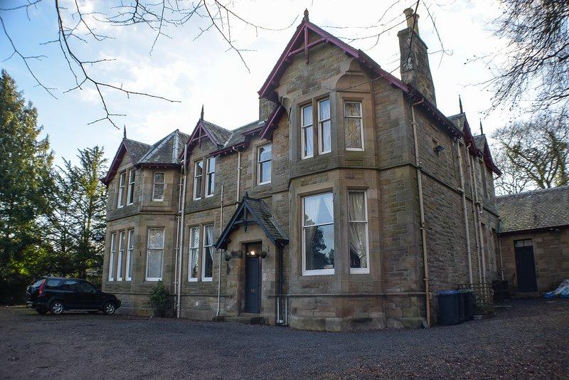 Heatherlie House Hotel,Selkirk,Scotland, alquiler vacacional en Abbotsford