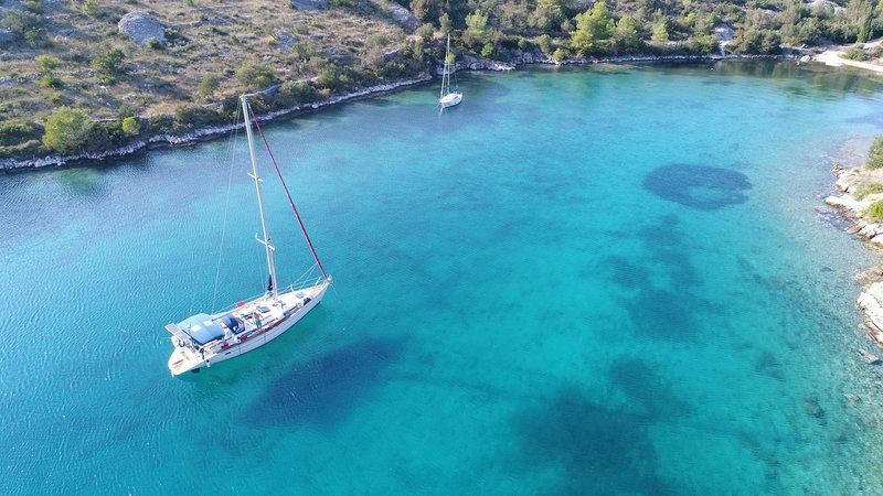 Split waters 3 days cruise - Best offer!!!, holiday rental in Split