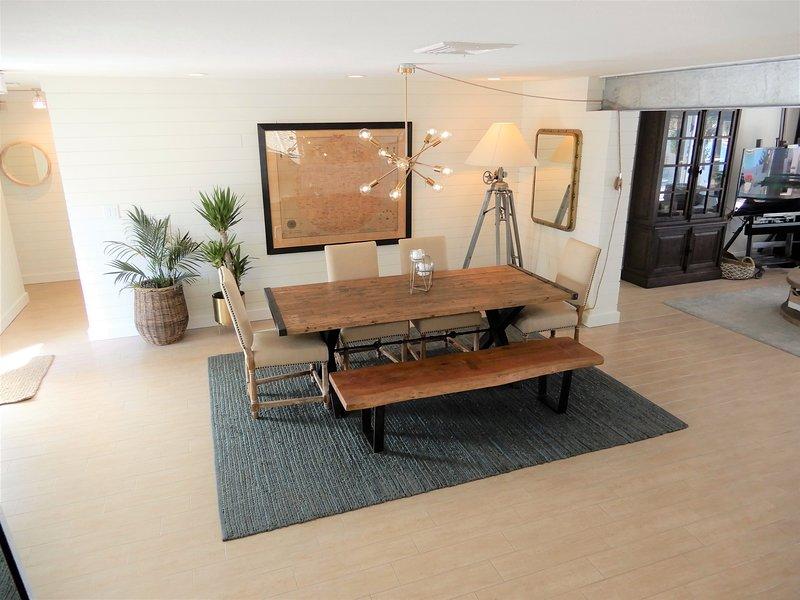 Pavimenti, mobili, Sedia, Tavolo, Hardwood