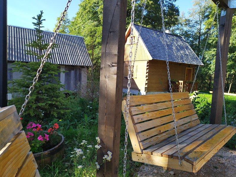 Plitvice VV Mill Cabin, holiday rental in Korenica