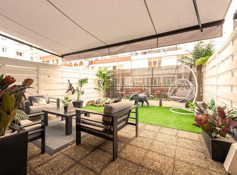 Apartamento7.adaptado 4 pax · Bilbao Metropolitan Apartments by Urban Hosts – semesterbostad i Bilbao