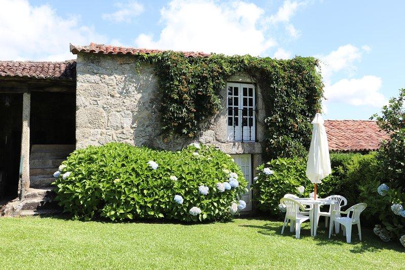 Casa da Breia - Casinha da Torre, location de vacances à Arcos de Valdevez