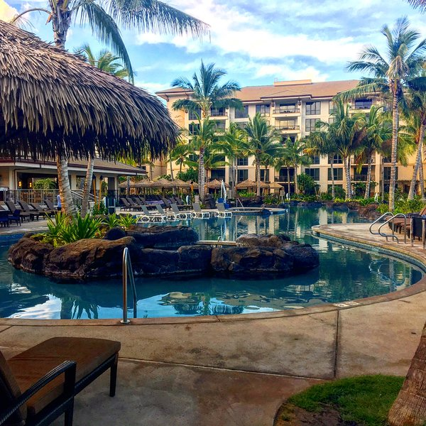 Beautiful 1bed / 1 bath Villa for rent in the newest resort in Ka'anapli, vacation rental in Ka'anapali