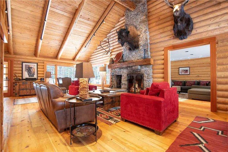 Teton View Cabin, vacation rental in Wilson
