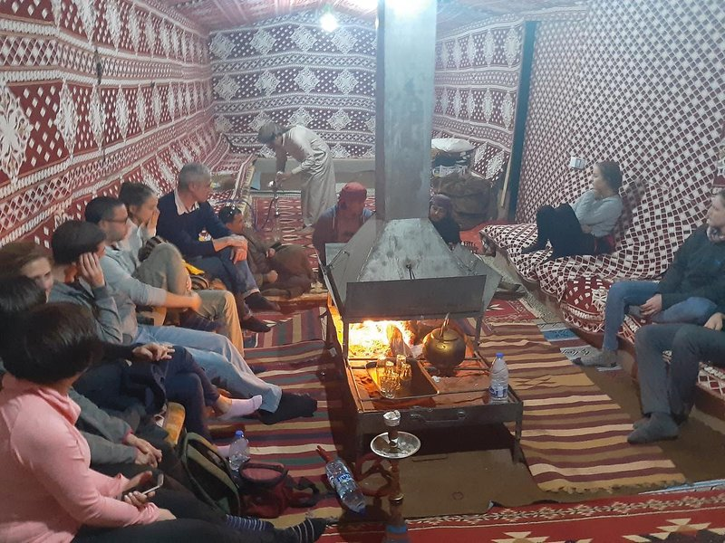 Bedouin Fire Camp, holiday rental in Jordan