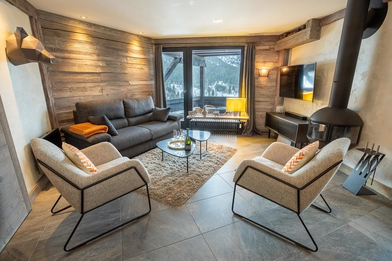 Grands Sorbiers 6, holiday rental in Meribel