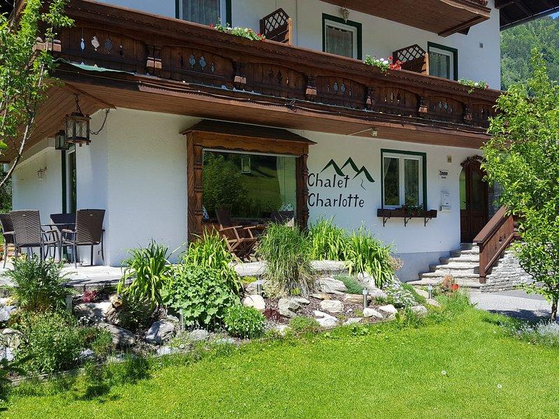 Chalet Charlotte, casa vacanza a Fusch