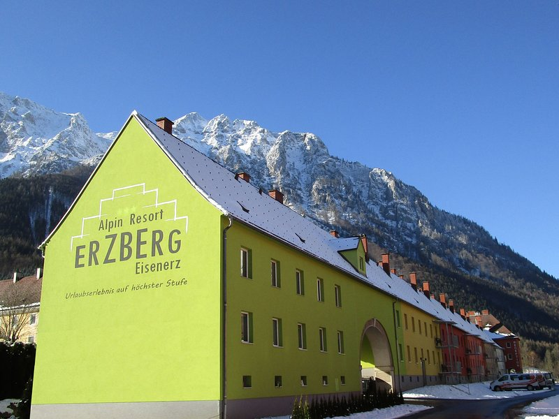 Erzberg Alpin Resort, holiday rental in Sankt Gallen