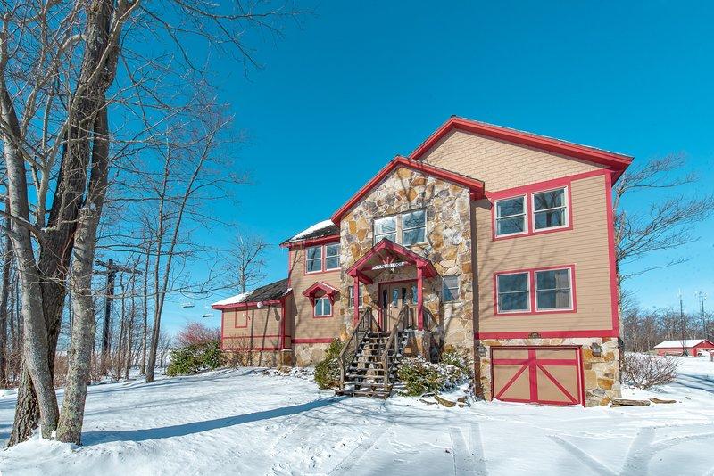 Boulder Lodge, holiday rental in McHenry