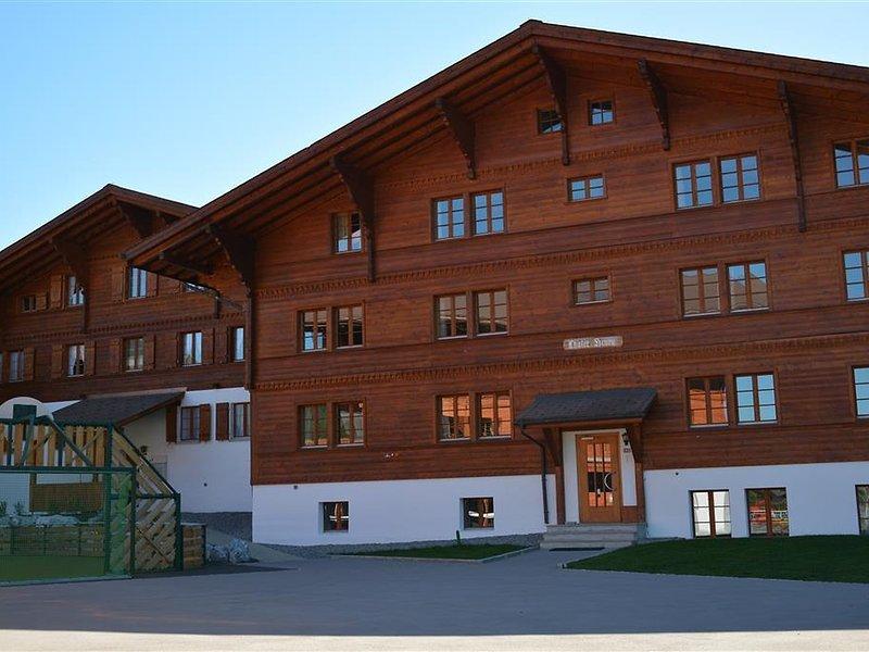Henry (Hochparterre), vacation rental in Saanenmoser