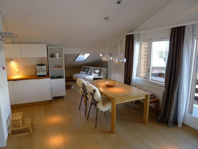 Panoramastudio Celica, vacation rental in Muotathal