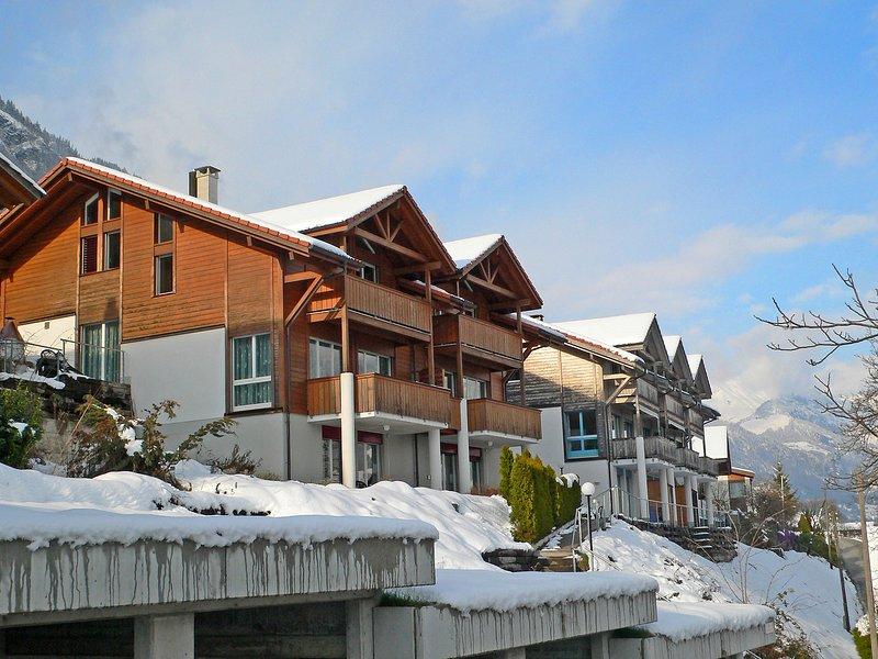 Seematte, Studio 10, vakantiewoning in Schangnau