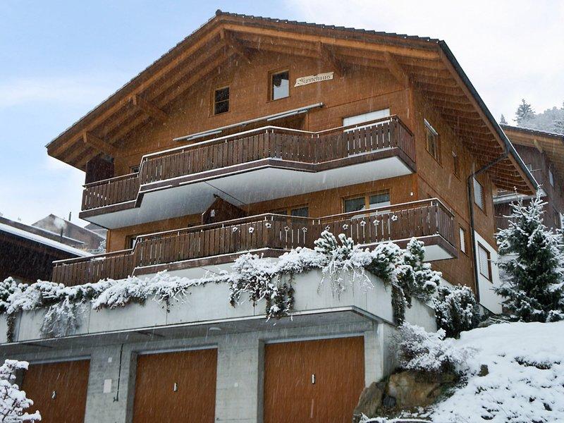 Mountain Lake Panorama, vacation rental in Spiez