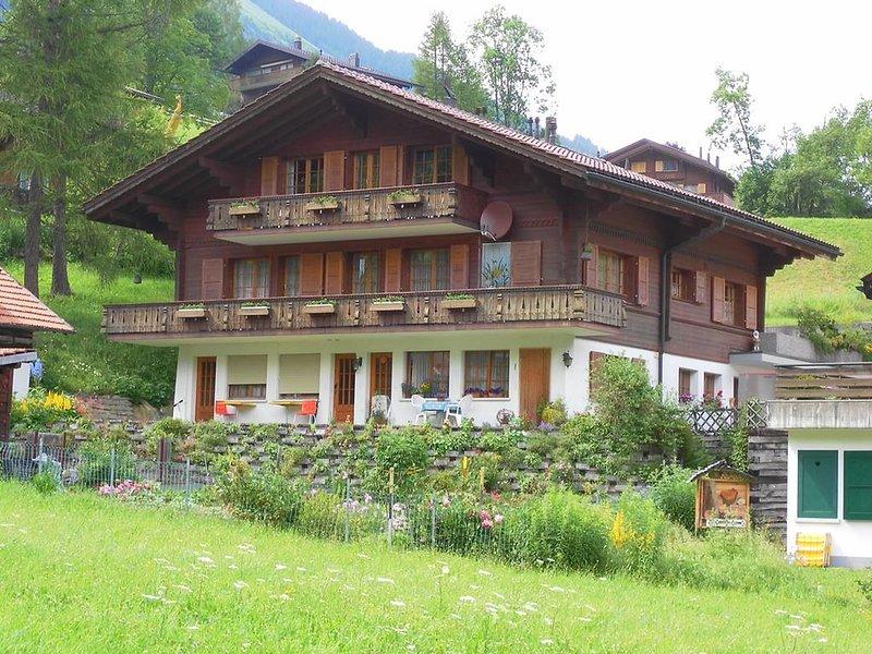 Stöckli Studio, vacation rental in Lenk im Simmental