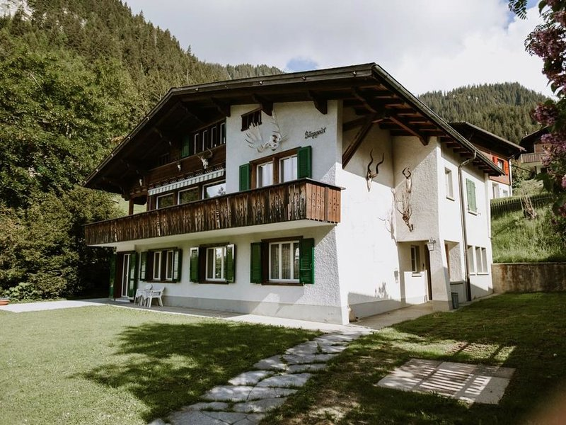 Bärggeist, vacation rental in Adelboden