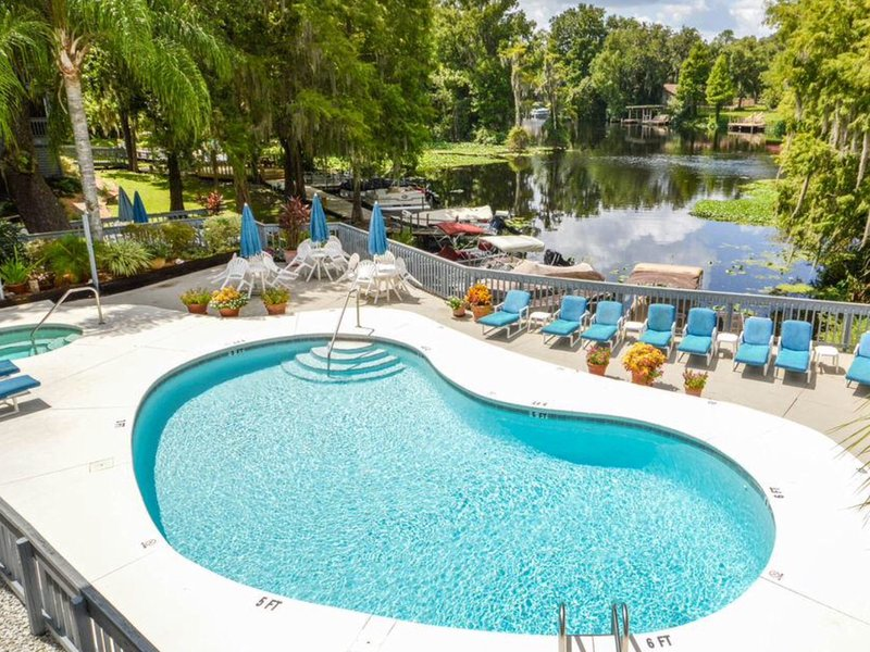 Nature Lovers Dream – semesterbostad i Dunnellon