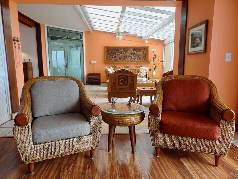 Princevile's Puu Poa Paradise, holiday rental in Princeville